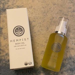 Other - Hempist Body Oil